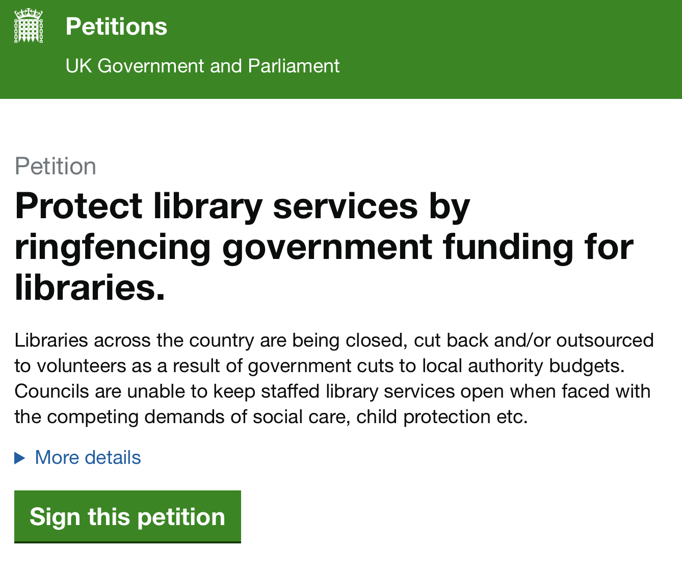 petition-ringfence-library-funding-uk