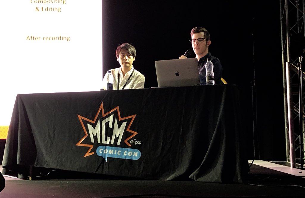 Yuichiro-Hayashi-MCM-Comic-Con